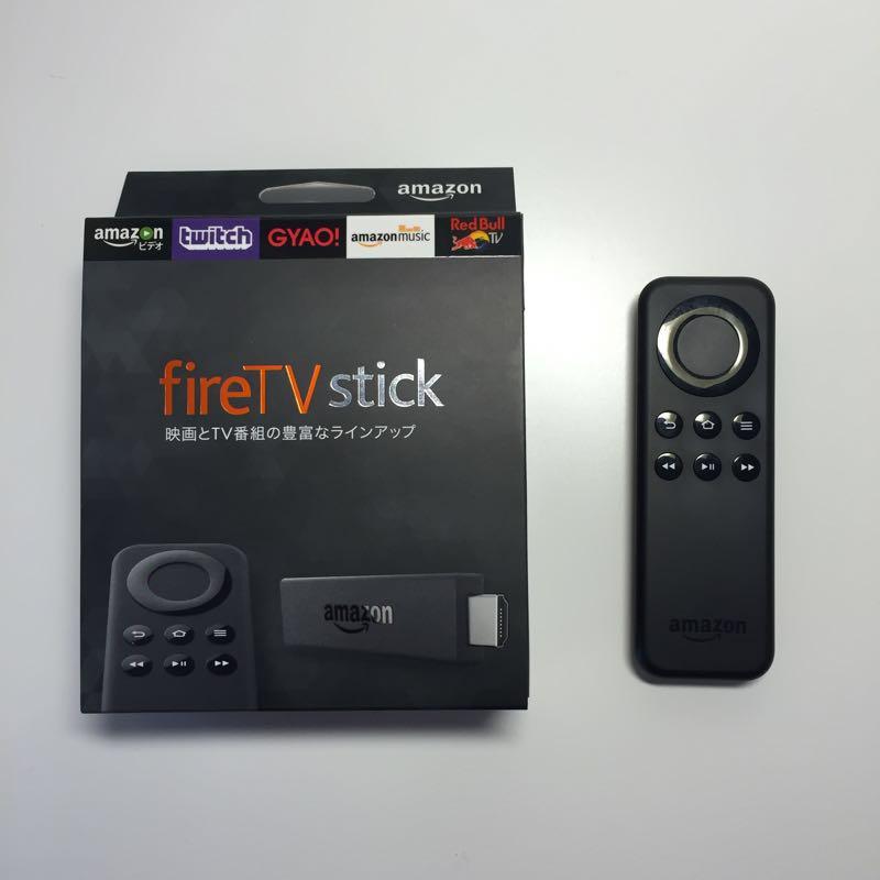 AmazonのFire TV でYoutubeが見れたらいいなと思って買ったけれど。