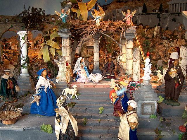 【プレゼピオ】クリスマス時期のちょっと珍しいイタリアの習慣。一味違うクリスマスのデコレーションとしても。