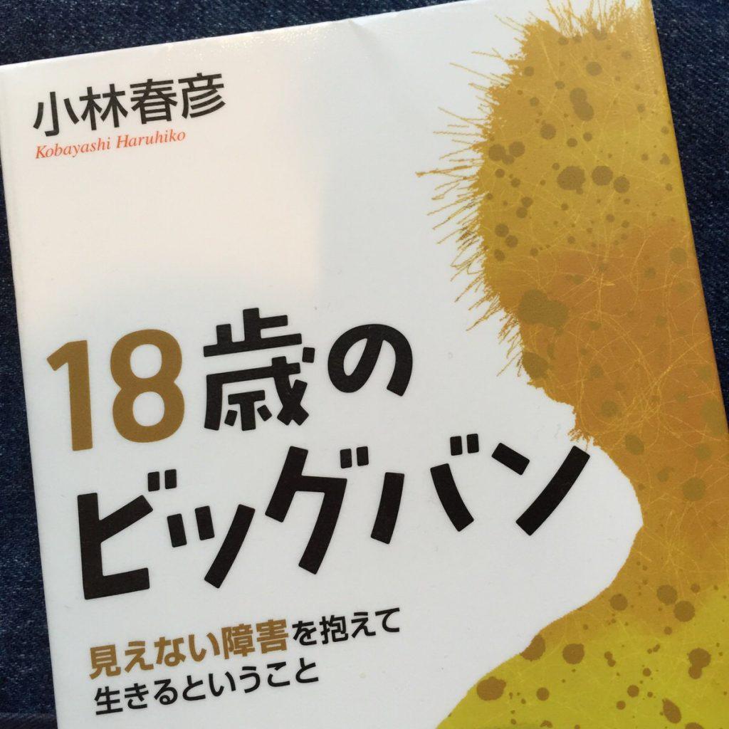 【書評】『18歳のビッグバン―見えない障害を抱えて生きるということ』 人生で○☓で答えをだせない難問は誰もが抱えている。自分だけの答えを探している人への参考書。