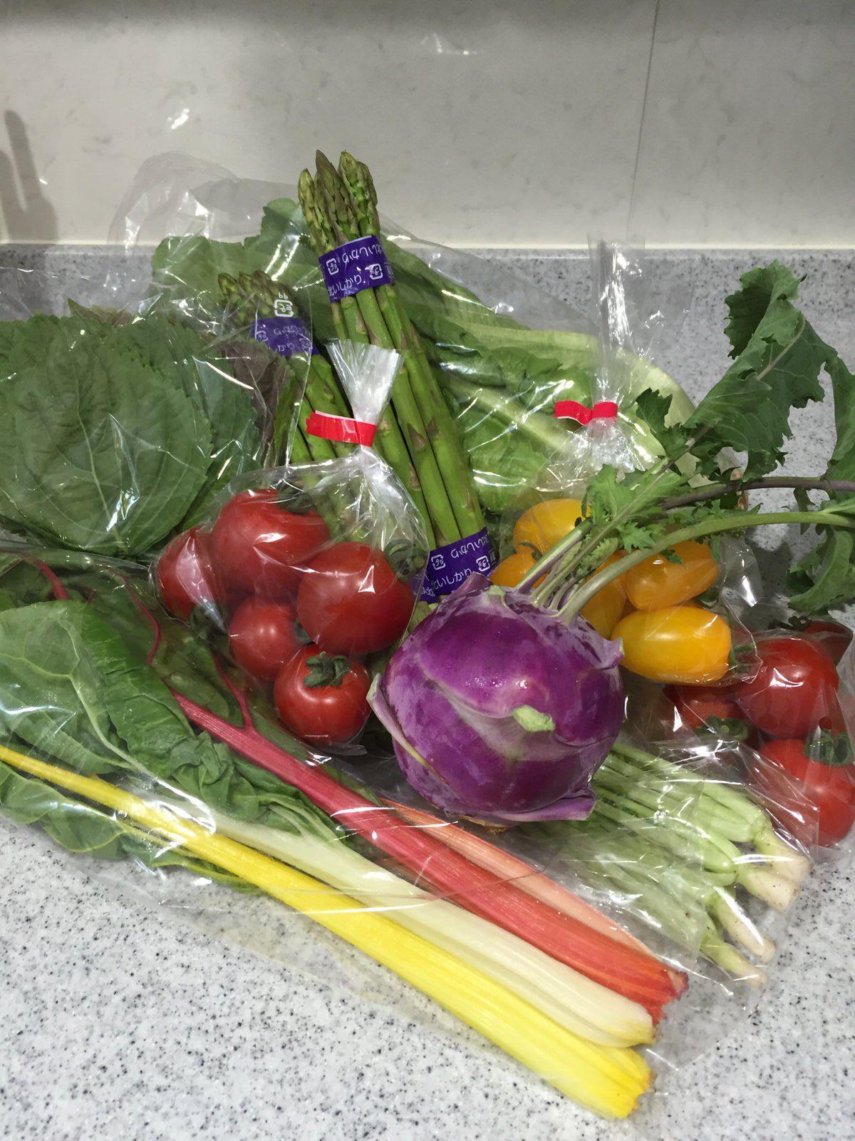 珍しい野菜や少し工夫したレシピまとめ 2016年版。札幌近くの直売所で買った新鮮野菜で作りました。