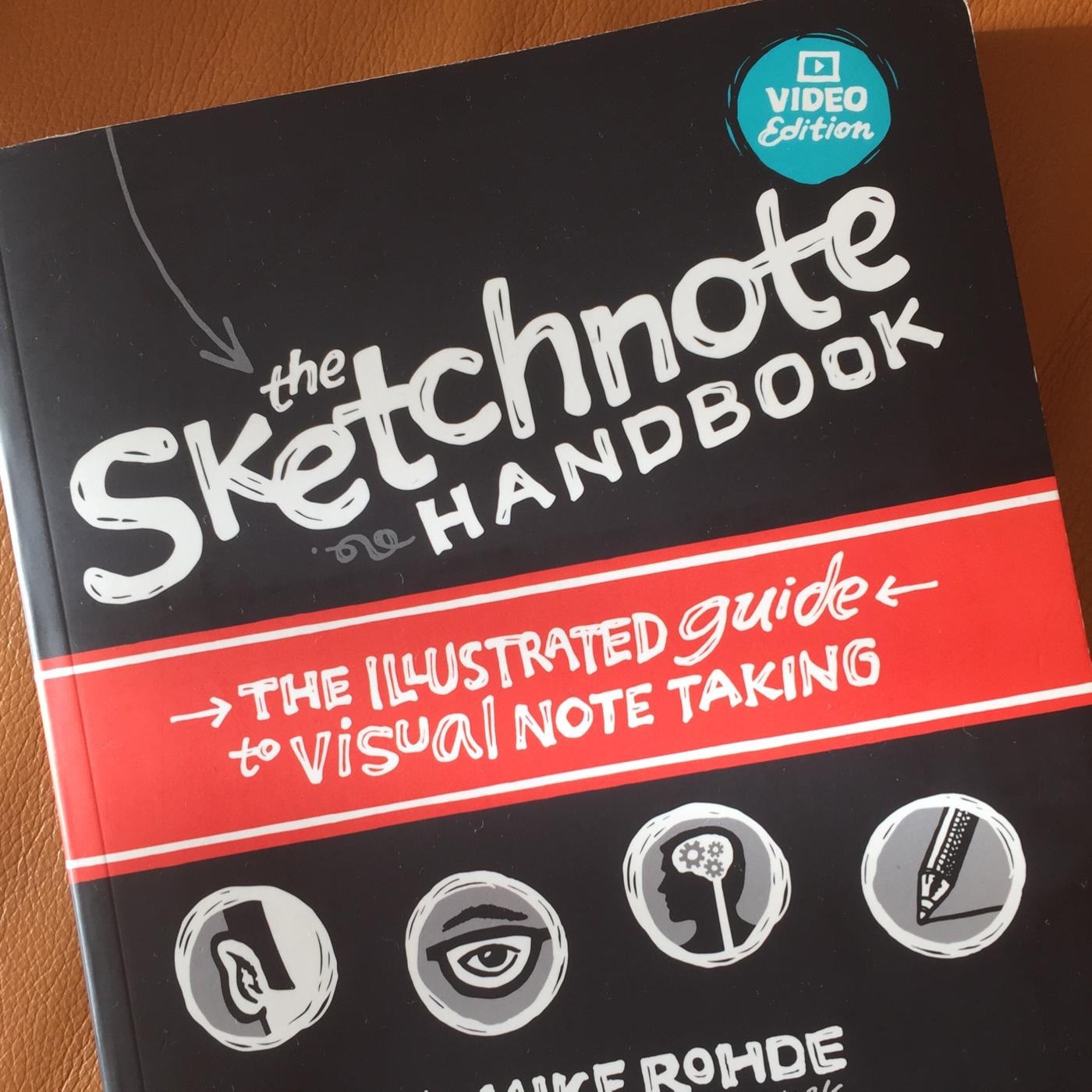グラフィックレコーディングとスケッチノートを知るために役立つ本5冊