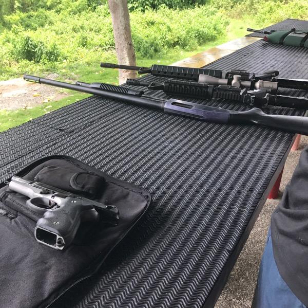 セブ(マクタン島)の射撃場で実弾を撃つ経験をしました!Cebu Wonderland Shooting range【セブ語学留学日記】