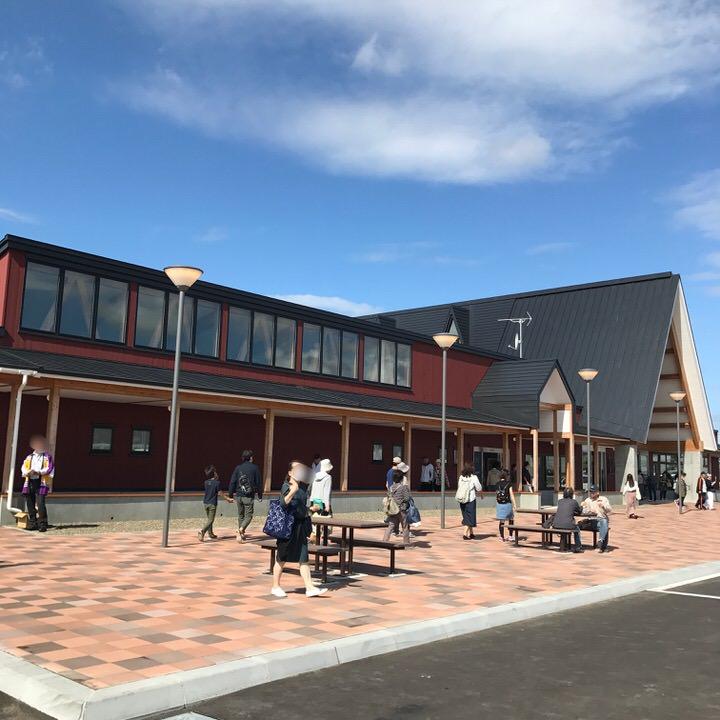 「北欧の風 道の駅とうべつ」駐車場へのルートは2つあったが、一長一短。【札幌近郊の直売所】石狩近郊の ドライブで行ける新鮮野菜が買える場所。